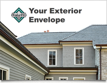 your exterior envelope