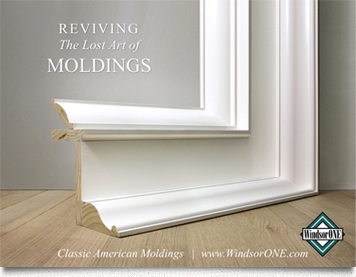 the lost art of moldings