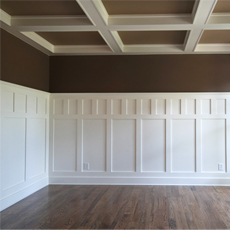 WindsorONE - Coffered Ceiling