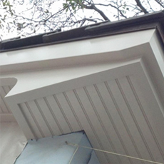 WindsorONE - soffit