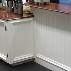 WindsorONE - wainscoting