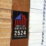 Building America at Golden State Lumber, San Rafael