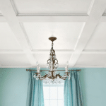 How to Build a Coffered Ceiling