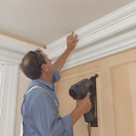 This Old House:  WindsorONE Classical Colonial Style Crown Molding