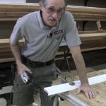 Katz on installing baseboard