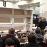 The Katz Roadshow Demos a Coffered Ceiling How-To at JLC
