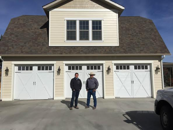 High Quality Moscow, Idaho Is Home To The University Of Idaho Vandals And Is Now Home To  This Beautiful Custom Home. Doug (pictured On The Right) From Moscow  Building ...