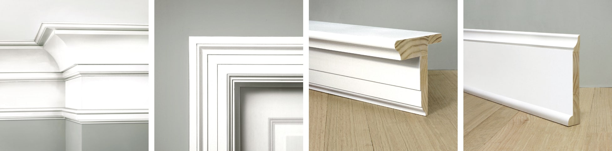 Colonial Revival Moldings