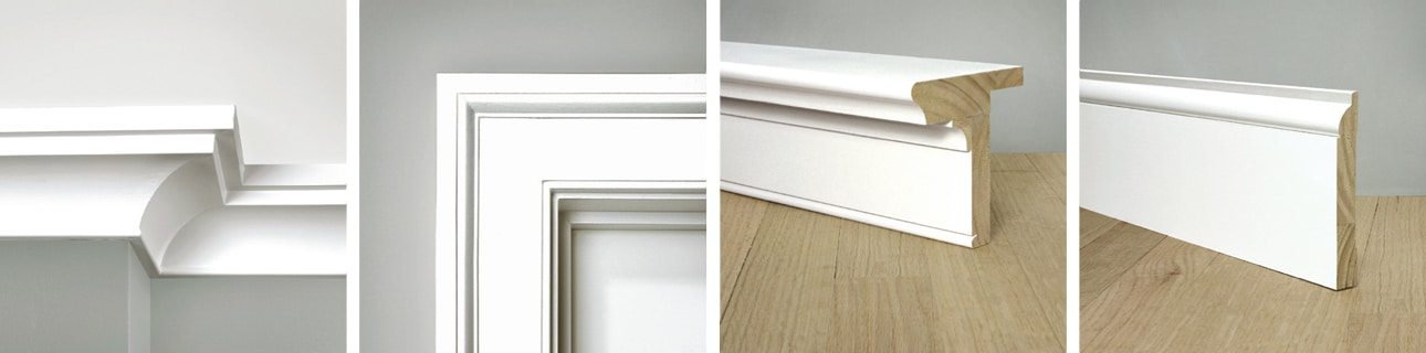 Greek Revival Moldings