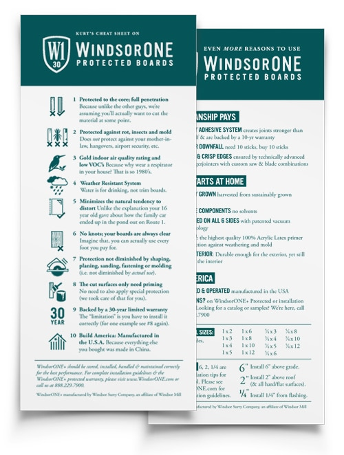 WindsorONE - F&B S4SSE Protected