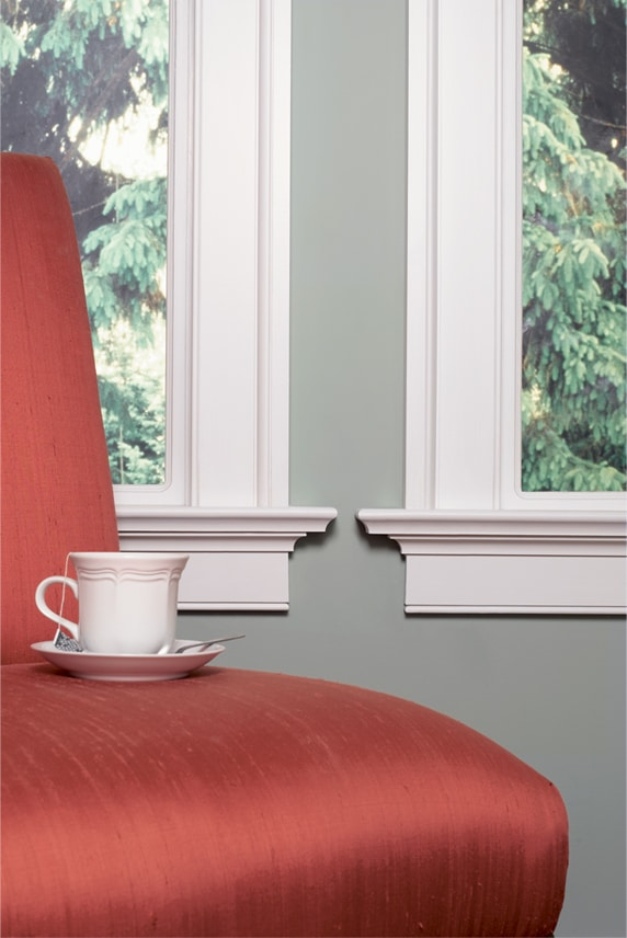 Exterior Window Molding >> Greek Revival Window Molding - WindsorONE