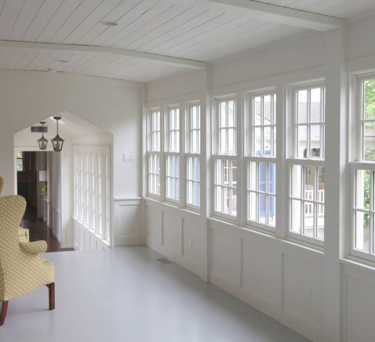 The Living Room W1: Colonial Revival Restoration