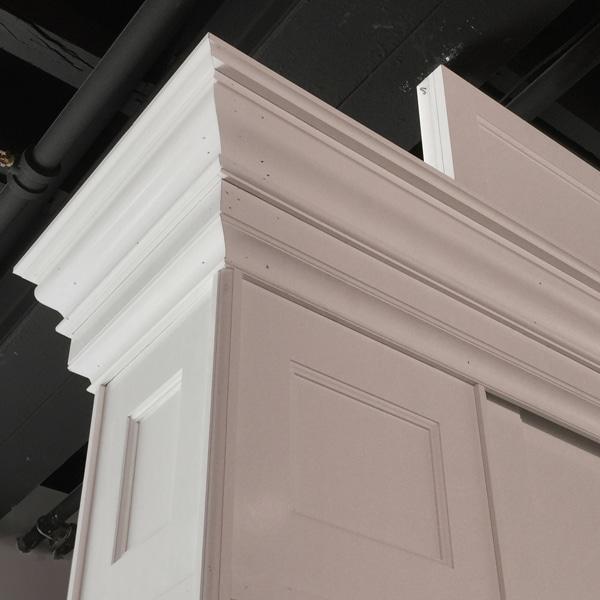 Alternative Classical Colonial Cornice Windsorone