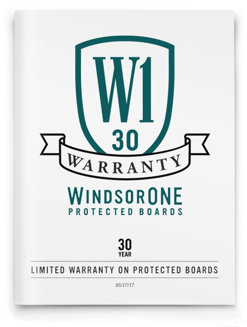 WindsorONE - Protected Warranty