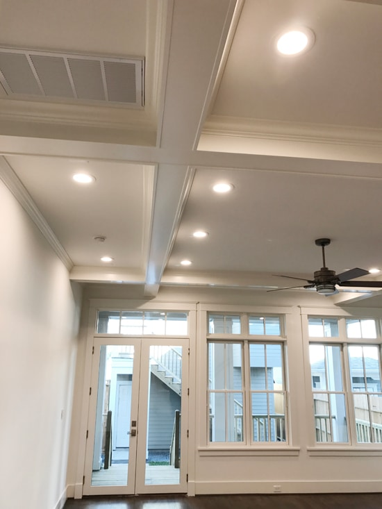Craftsman Moldings Amp Box Beam Ceiling Windsorone