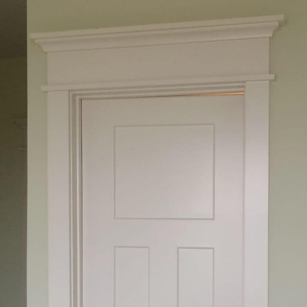 Craftsman Style Door Casing Windsorone