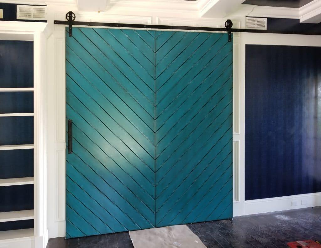 Who S Ready For A Shiplap Barn Door Windsorone