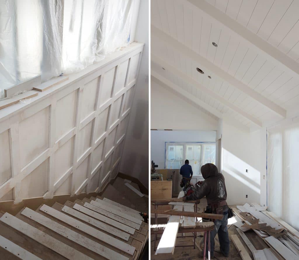 Staggering Raised Panel Molding Raised Panel Cap Molding: From Raised Panels To Shiplap Ceiling Lids, Soruco