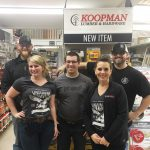 The Koopman Crew is ready for you!