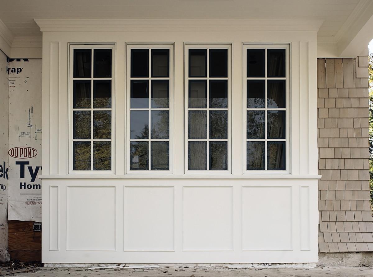 Exterior Bay Window Trim Windsorone